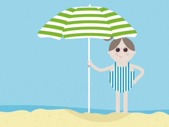 cuidado solar verano